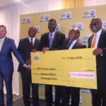 MTN E18 MILLION CARROT FOR ESWATINI FOOTBALL