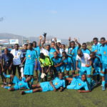 Tambuti U20  clinch their first ever Eswatini Bank Cup Trophy