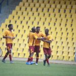 BUFFALOES EIGHT POINTS CLEAR